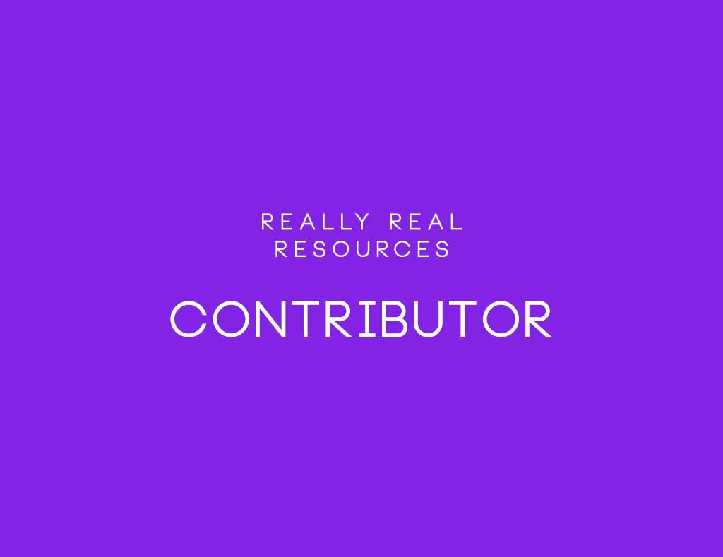 Really Real Contributor
