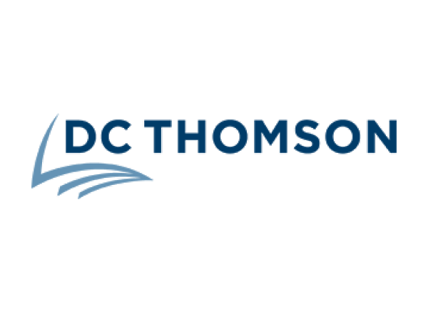 Really Real Resources stock photography image clients logo - DC Thomson Publisher 2