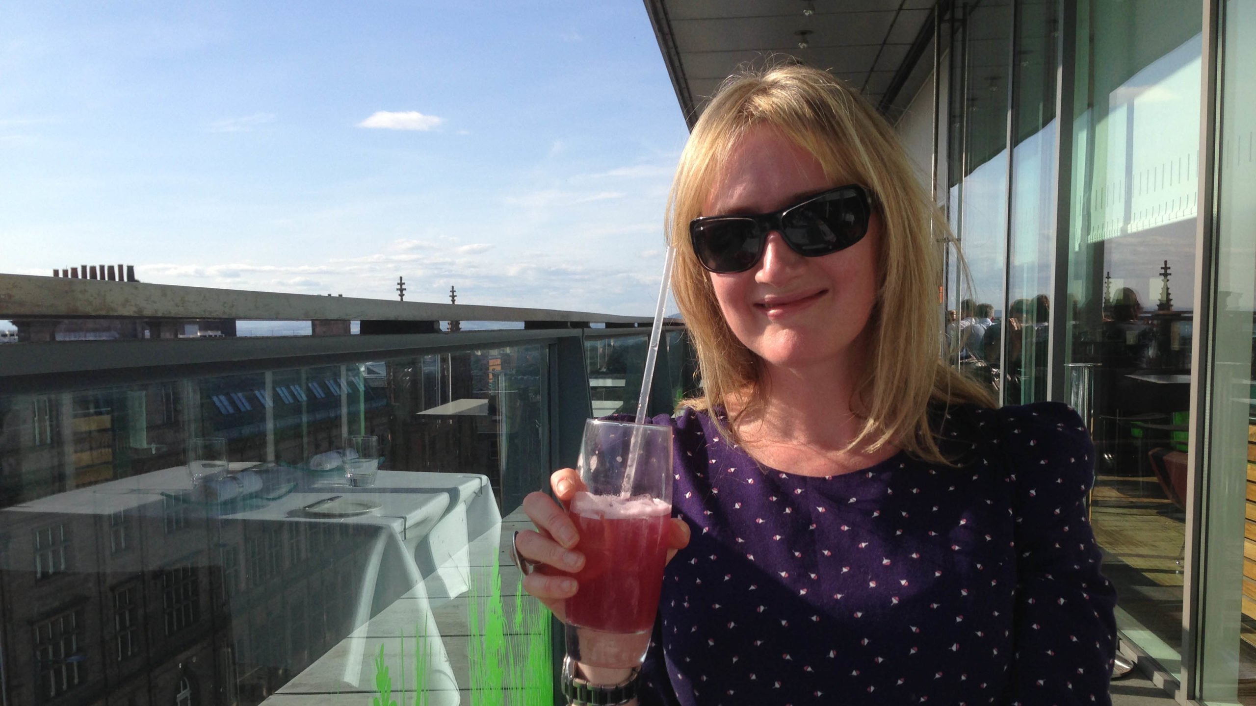 Living with Facial Palsy – That bloody Acoustic Neuroma