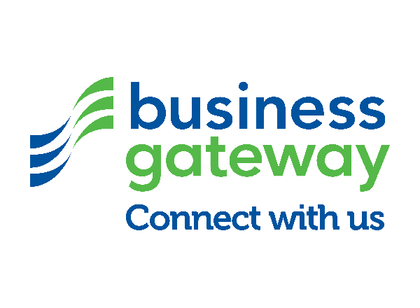 Really Real Resources stock photography image Business Gateway Logo